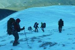 De sport van de winter Royalty-vrije Stock Afbeeldingen