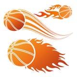 De sport van het basketbal Stock Foto
