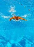 De sport van het water Stock Foto