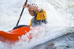 De sport van het water Royalty-vrije Stock Foto