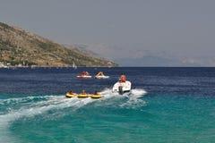 De sport van het water, buizenstelsel Royalty-vrije Stock Fotografie