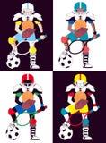De Sporten van de school Royalty-vrije Stock Foto