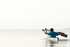 De Sporten van het water Royalty-vrije Stock Afbeeldingen