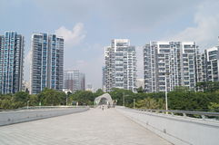 De Sportencentrum van de Shenzhenbaai Stock Foto