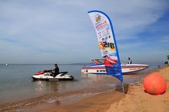 De sportfestival 2013 van het Pattayawater Royalty-vrije Stock Foto