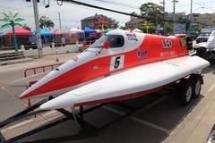 De sportfestival 2013 van het Pattayawater Royalty-vrije Stock Afbeeldingen