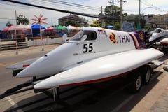 De sportfestival 2013 van het Pattayawater Stock Foto's