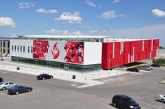 De Sporthal van Canadaâs Van Bekendheid Stock Fotografie