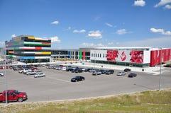 De Sporthal van Canadaâs Van Bekendheid Royalty-vrije Stock Afbeelding