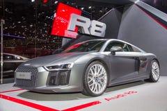 De sportwagen van Audi R8 Royalty-vrije Stock Foto's