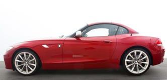 De sportwagen van de luxe royalty-vrije stock afbeelding