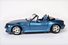 De Sportwagen van de Open tweepersoonsauto van BMW M Stock Fotografie