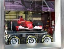 De sportwagen van Ferrari Stock Fotografie
