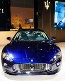 De Sportwagen van GranTurismo S van Maserati Royalty-vrije Stock Afbeeldingen