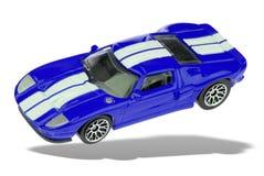 De Sportwagen van het stuk speelgoed stock foto's