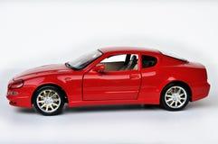 De sportwagen van Masarati Stock Afbeelding