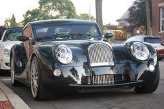 De sportwagen van Morgan van de luxe Royalty-vrije Stock Afbeeldingen