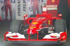 De sportwagen van Santander Royalty-vrije Stock Foto's