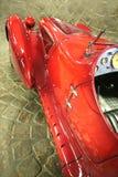 De sportwagen van weleer Stock Fotografie