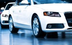 De sportwagens van de luxe stock afbeeldingen