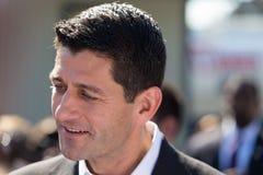 De Spreker van Paul Ryan de V.S. van Huis Stock Afbeeldingen