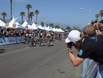 De sprint beëindigt de Reis van 2013 van Californië Royalty-vrije Stock Fotografie
