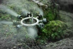De sproeier van het water Stock Afbeelding