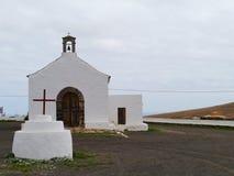 De sprookjekerk van La Caldereta op Fuerteventura Royalty-vrije Stock Fotografie