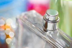 De spuitbus van het parfum Stock Fotografie