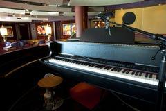 De Staaf van de piano Stock Foto