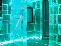 De Staaf van het ijs, Barcelona Stock Afbeelding