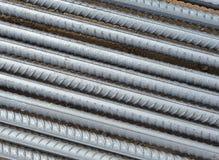 De staaf van het staal Stock Foto