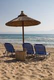 De staaf van het strand Royalty-vrije Stock Afbeeldingen