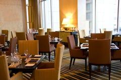De staafrestaurant van de luxe royalty-vrije stock afbeeldingen