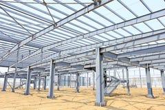 De staalstructuur stock fotografie