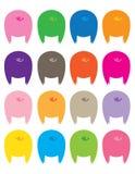 De Staarten van Piggy Royalty-vrije Stock Foto