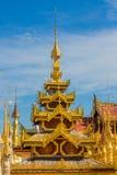 De staat Myanmar van Dein Pagoda Inle Lake Shan van de Shweherberg Stock Afbeeldingen