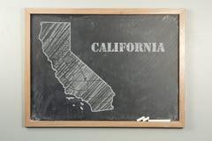 De staat van Californië Royalty-vrije Stock Foto's