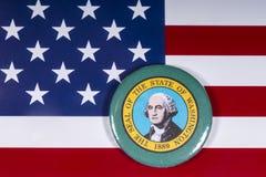 De Staat van Washington stock foto's