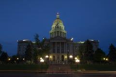 De staatscapitol van Colorado Royalty-vrije Stock Fotografie