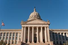 De staatscapitol van Oklahoma Royalty-vrije Stock Afbeeldingen