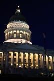 De staatshuis van Utah, Utah, Amerika Stock Afbeeldingen