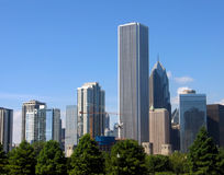 De stad in 12 Stock Afbeelding
