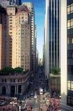 De stad in Royalty-vrije Stock Foto's