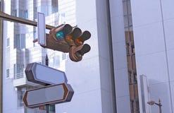 De stad in Royalty-vrije Stock Afbeelding