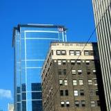 De stad in 9 Stock Afbeeldingen