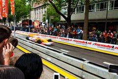 De Stad die van Beieren 2009 rent Stock Foto