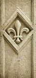 De Stad fleur-DE-Lys van Quebec  Royalty-vrije Stock Fotografie
