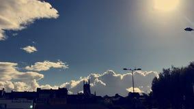 De stad Ierland van Kilkenny Stock Afbeeldingen