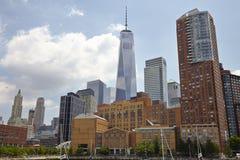 De Stad Manhattan van New York Royalty-vrije Stock Foto's